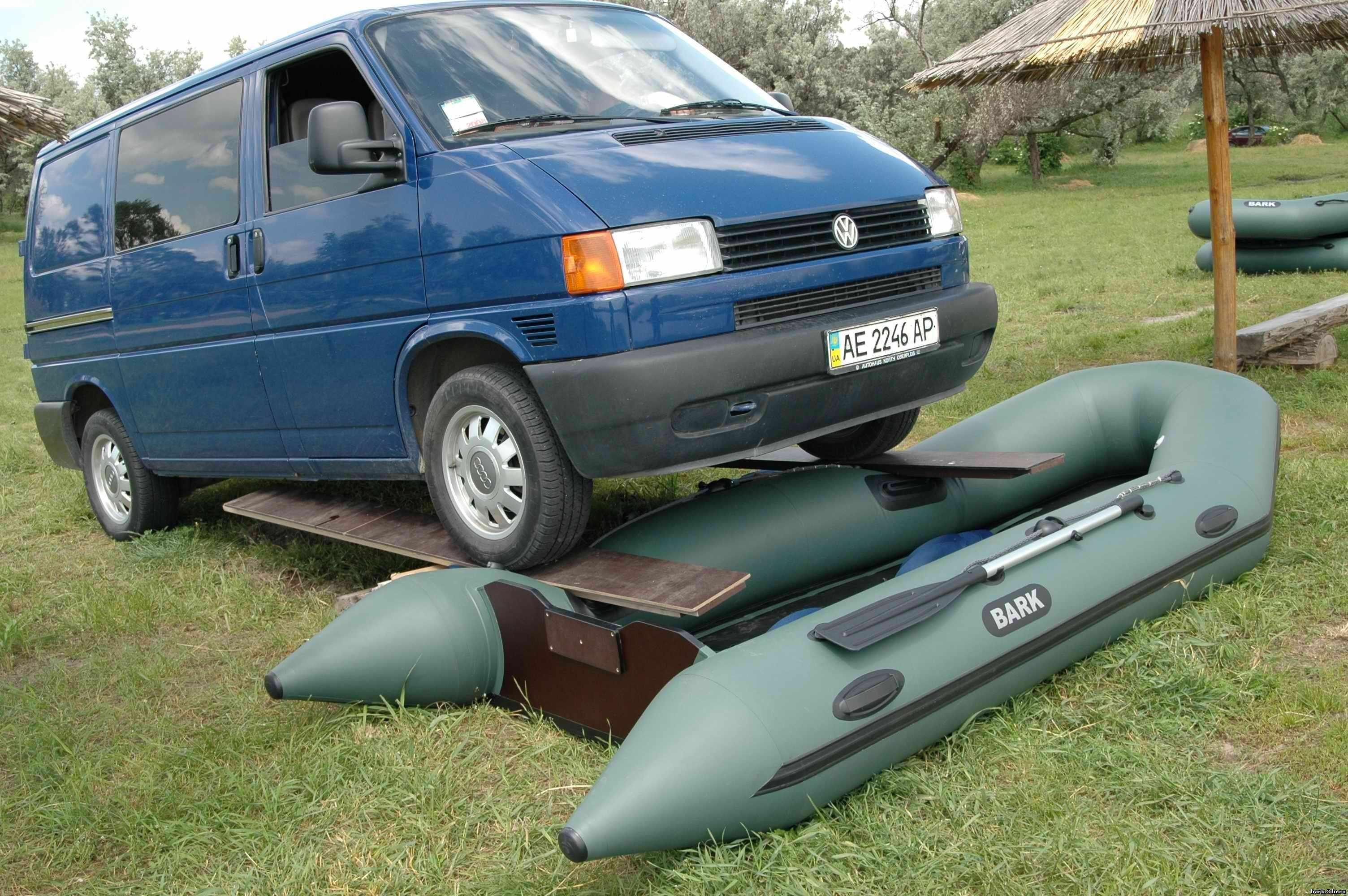 классификация лодок барк